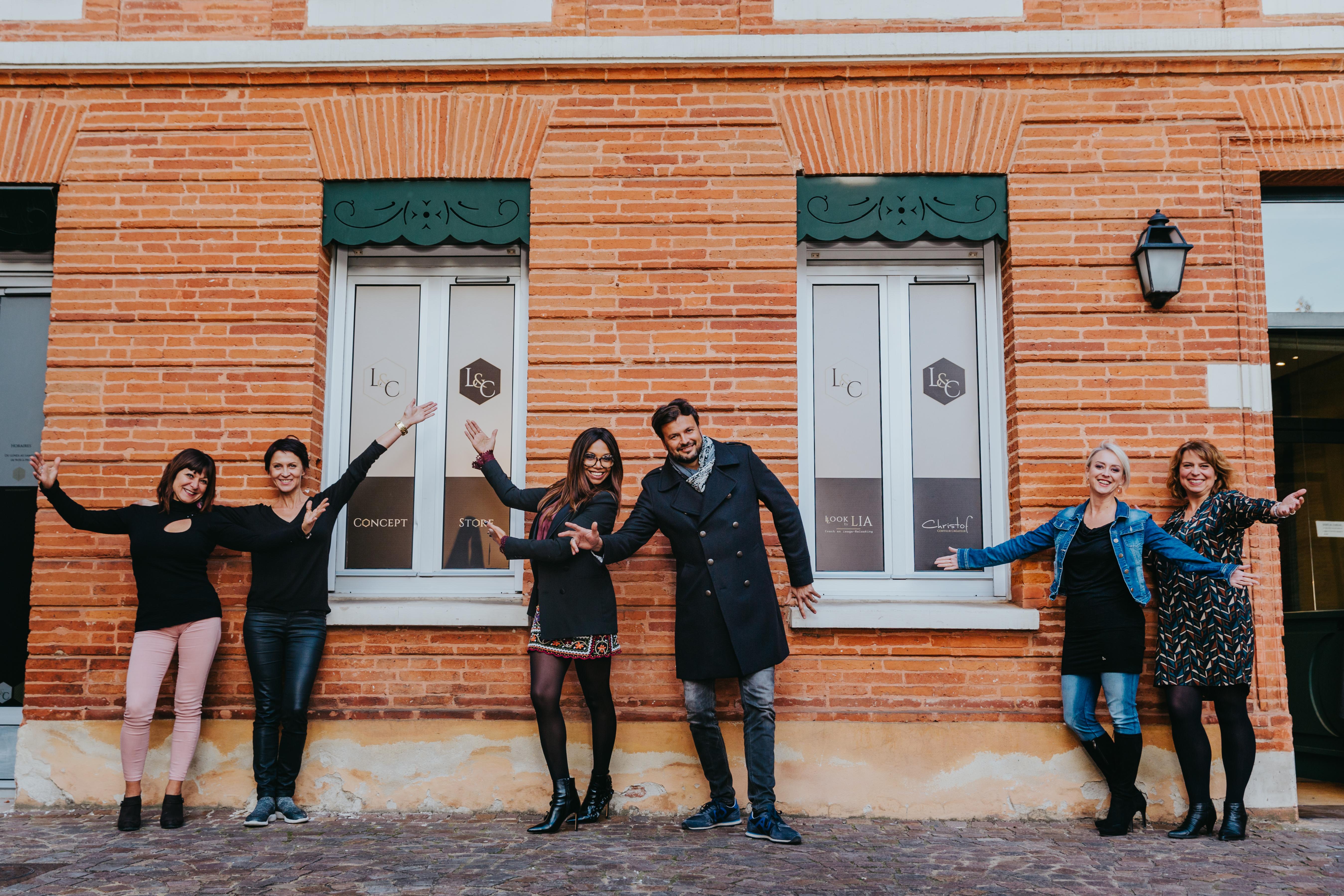 LC CONCEPT STORE Toulouse, prêt-à-porter, salon de beauté, coiffure, relaxation, toulouse