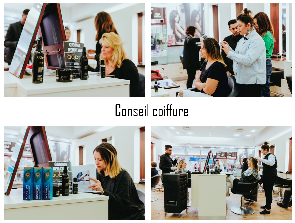 Relooking Toulouse, Look by Lia, test couleurs
