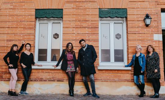 LC CONCEPT STORE Toulouse, nouvelle boutique Toulouse, prêt-à-porter, coiffure, esthétique et Conseil en Image