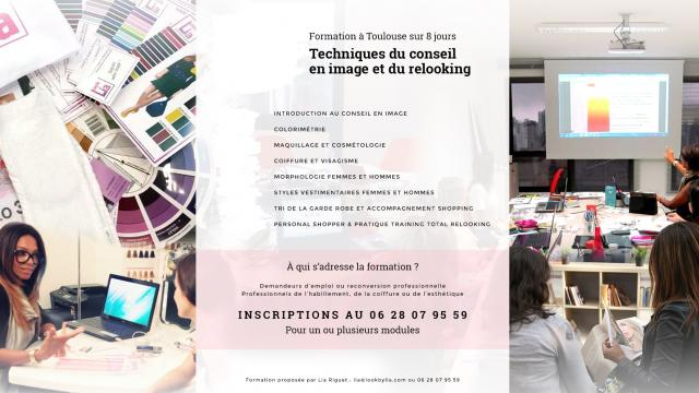 Formation conseiller en image toulouse 2018