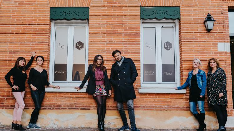 LC CONCEPT STORE Toulouse, nouvelle boutique, nouveau salon de beauté, Toulouse actualité